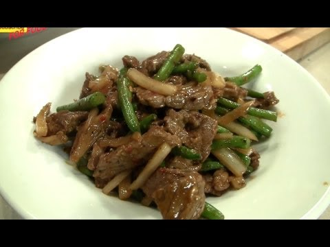 Easy Stir Fry (Beef Stir-Fry) Video- Cooking w/ BenjiManTV