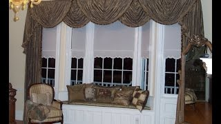 How to figure how many swags on your window
