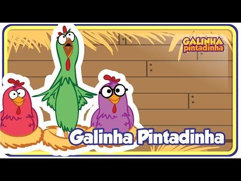 Galinha Pintadinha: videoclip infantil animado
