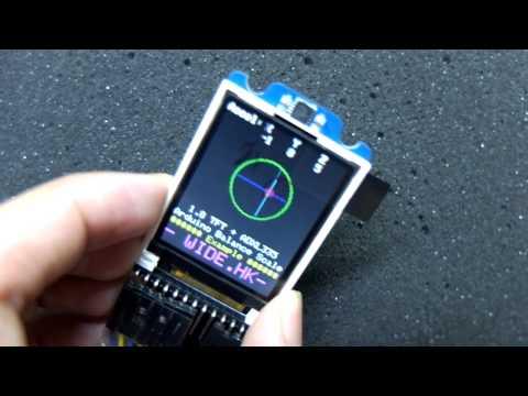 C Arduino/ST7735 LCD Christmas Tree - Pastebincom