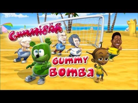 La Bomba! World Cup 2014. Go Team! VISIT Gummibär online at http://www.gummibar.net Gummibär T-SHIRTS AND MERCH: http://www.gummytees.com Sign up for the Gummibär mailing list to WIN GREAT...