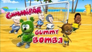 GuMMy BoMBa GuMMiBäR FooTBall SoCCeR WoRLD CuP 2014 MuSiC ViDeo