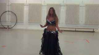 Isabella Belly Dance-Ya Ghayeb 2014 HD