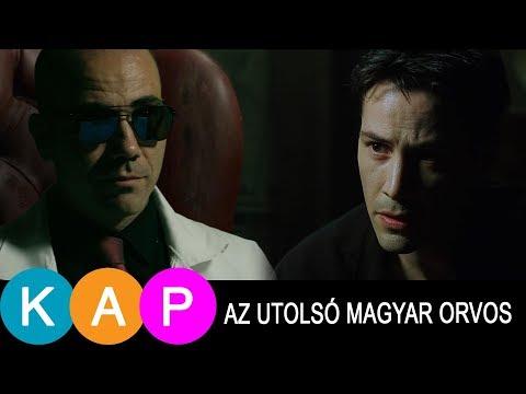 MÁTRIX - az utolsó magyar orvos (paródia)