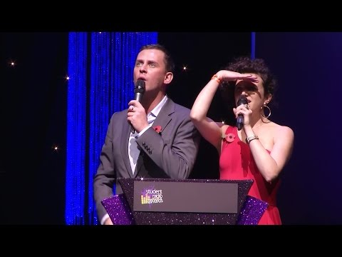 Student Radio Awards 2011 Highlights