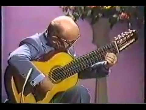Narciso Yepes medley - Guitare