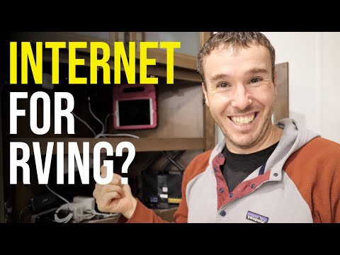 RV HOME BASE UPDATES: INTERNET ON THE ROAD + HOMESCHOOLING
