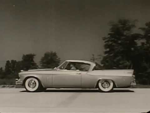 1957 Studebaker Golden Hawk - Commercial