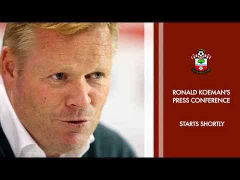 PRESS CONFERENCE: Ronald Koeman pre-Leicester