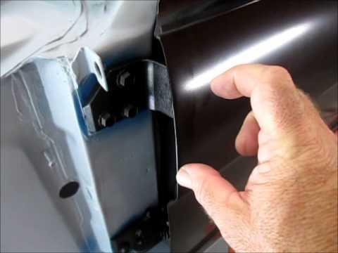 Mustang door videolike for 1965 mustang window adjustment