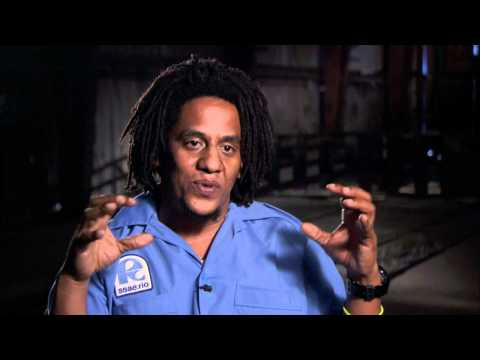 Fast Five (2011) Tego Calderon interview Music Videos