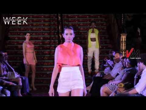 Model Belgica Suarez UFW SEP 2014 ||| Videos De Moda Pierre Dulanto
