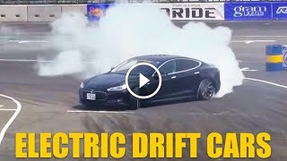 Will electric cars take over drifting?  TELL ME!