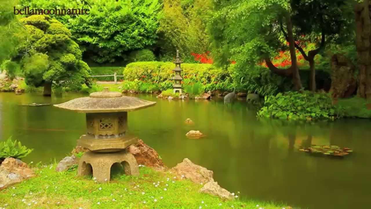 Ancient japanese zen gardens - Japanese Tea Garden Golden Gate Park San Francisco Youtube