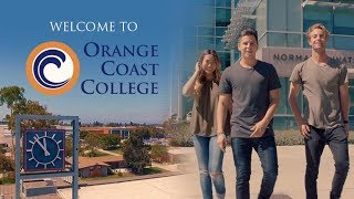 Welcome to Orange Coast College