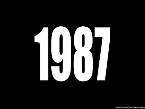 1987 A Movie For Every Year Of My Life!
