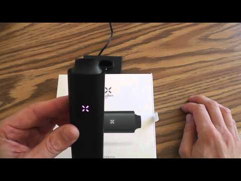 How To Use The PAX Portable Vaporizer By Ploom