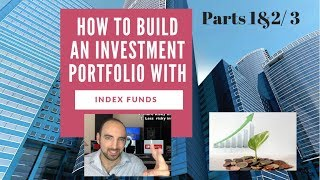 📈 How to Build a Passive Stock Portfolio: Parts 1&2/ 3 - Stocks vs Bonds