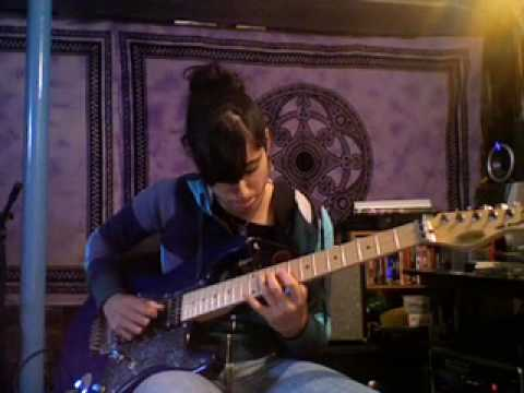 Nili Brosh plays Jimmy Herring - Scapegoat Blues