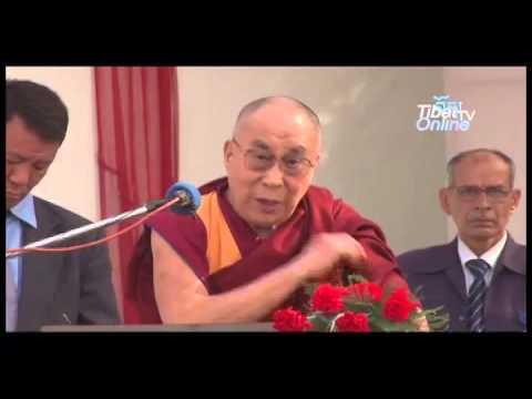 His Holiness the Dalai Lama talk on Leadership & Values