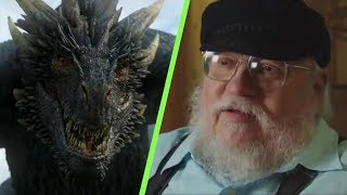 George RR Martin on the History and Lore of Dragons