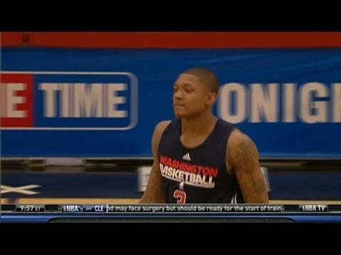 Washington Wizards Vegas Summer League 2012  Bradley Beal (Comparison Eric Gordon, Ray Allen)