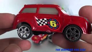Learn Colors with Cars | Cars Toys for Kids | Colors For Children | The Surprise For Kids
