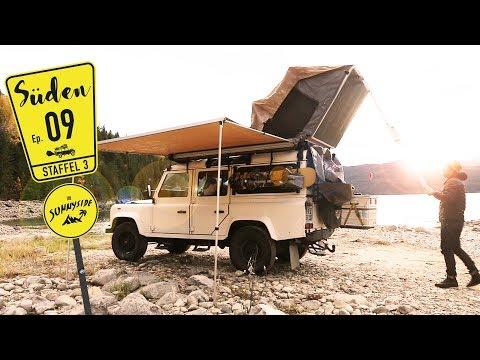 CAMPER AUSBAU: FRONT RUNNER ROOF TENT / DACHZELT INSTALLIEREN (P) | TEIL 2 | REISE-DOKU-VLOG³ N°9