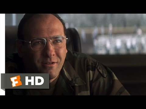 The Last Castle (3/9) Movie CLIP - The Burden Of Command (2001) HD