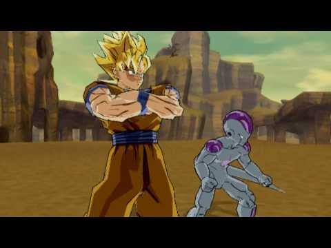 Goku And Frieza Fusion Dance
