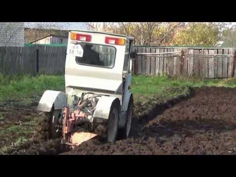 С чего делают самодельный трактор