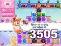Candy Crush Saga Level 3505 (3 stars, No boosters)