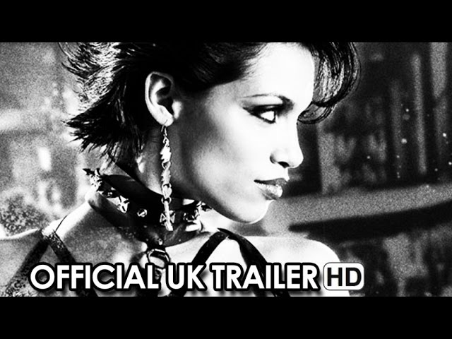 Sin City 2: A Dame to Kill For Official UK Trailer (2014)