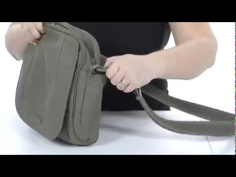 Pacsafe Luggage Metrosafe 200 Gii Shoulder Bag Review 78