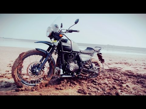 Royal Enfield HIMALAYAN - RE Hater goes Mad on Off Road !