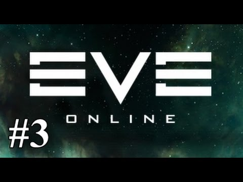 Eve Online  EP3 - Fitting the Retriever (Mining Barge)