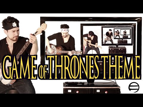 Video: Game of Thrones theme like you've never heard it before....