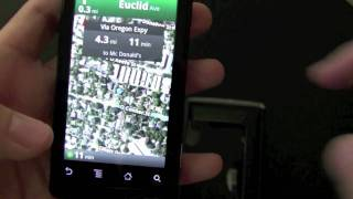 Unboxing Verizon's Motorola Droid with Google Maps Navigation Part2of2
