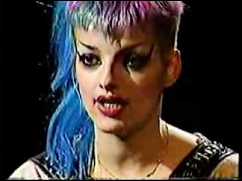 1984 Nina Hagen Interview English