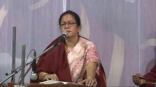 Rabindra Sangeet by Iffat Ara Dewan