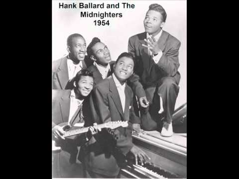 Hank Ballard And The Midnighters - The Hoochi Coochi Coo