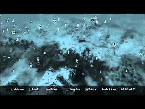 The Elder Scrolls V: Skyrim #8 - Poradnik:Smocze maski + maska...