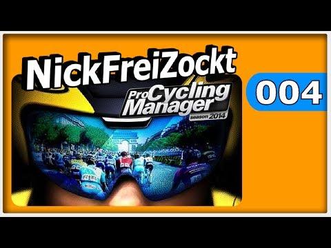 Radsport Manager 2014 - Karriere #004 - Korrekturen und Erkenntnisse
