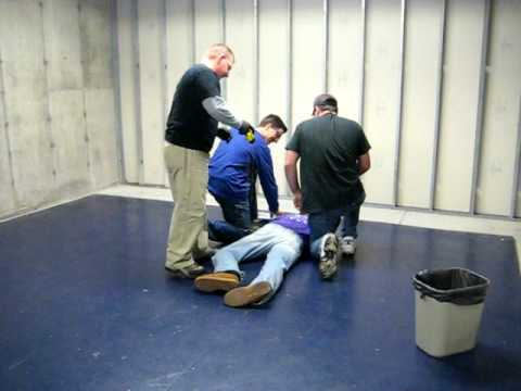 kevin swanson getting tased Video
