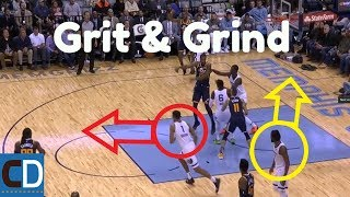 How The Grizzlies Defense Gives Teams Fits