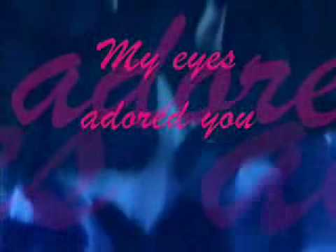 My eyes adored you - Frankie Valli.flv
