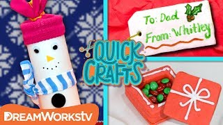 7 Unique Ways to Wrap Holiday Gifts | QUICK CRAFTS