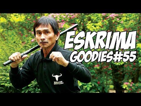 Goodies#55 : Travail au bâton de Balintawak Eskrima avec Nick Elizar, grand maître philippin