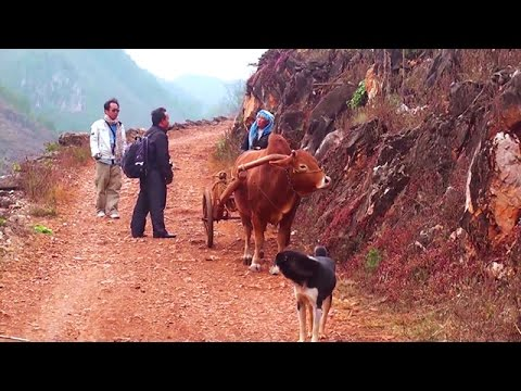Travel - First trip to visit Hmong China. Saib HmoobSuav. 1/3 (HD)