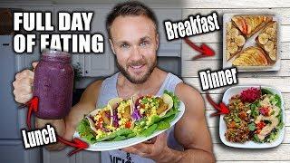 Full Day of Eating | Amazing Vegan Meals
